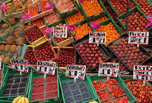 Fruit Stand Math