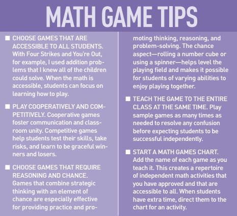 math-game-tips