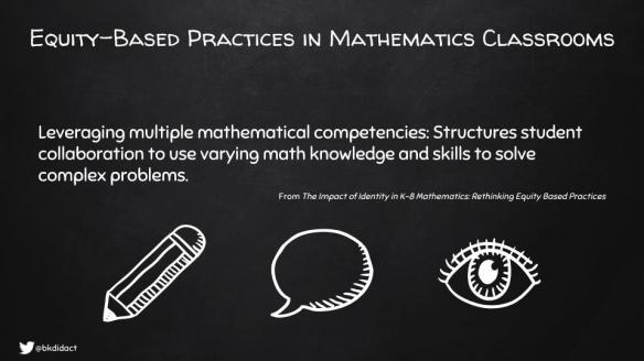 NCTM 2017 - Creating Access to Mathematics by Eliminating Barriers